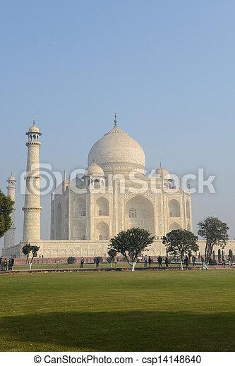 Taj Mahal - csp14148640