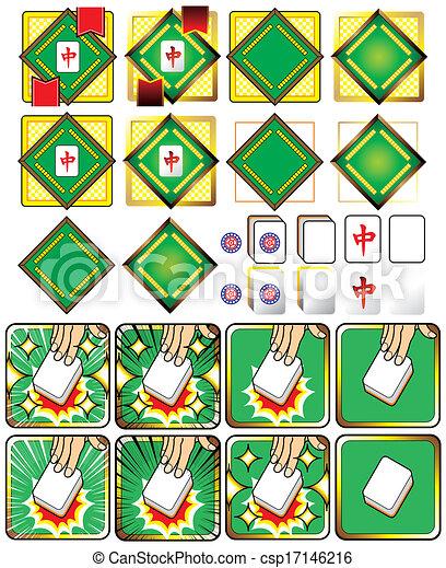 mahjong - csp17146216