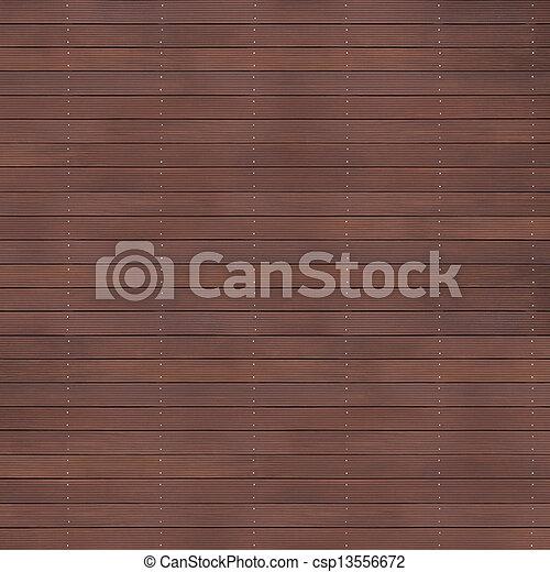 mahogany style bangkirai texture - csp13556672