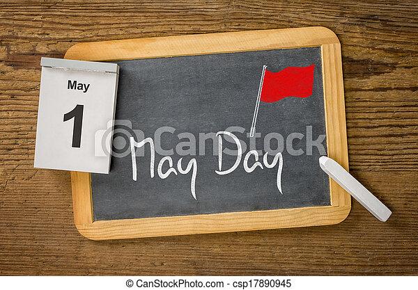 mai, 1, jour - csp17890945