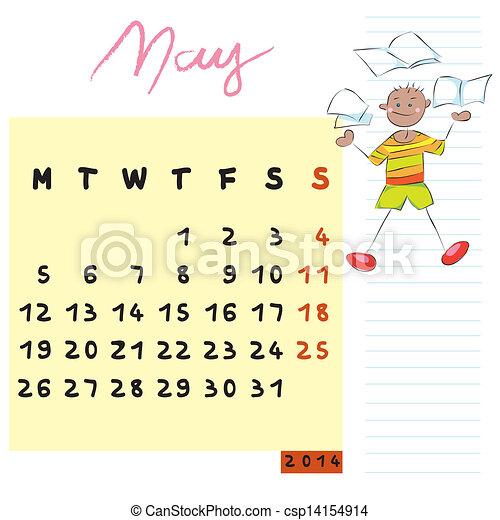 mai, 2014, gosses - csp14154914