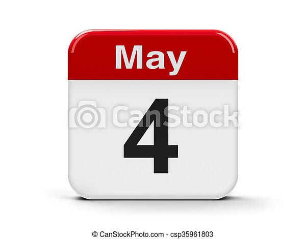 mai, 4ème - csp35961803