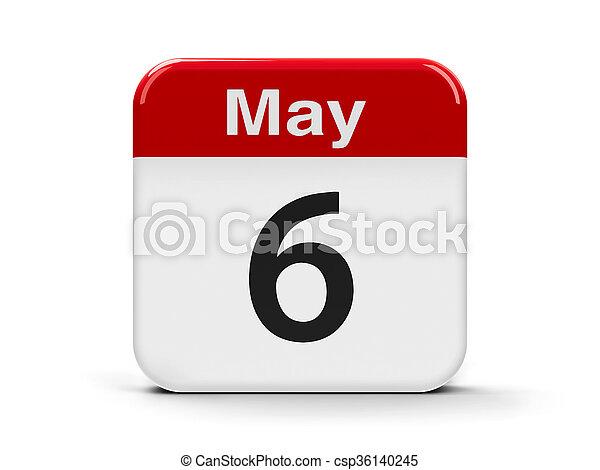 mai, 6ème - csp36140245
