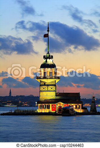 Maiden's Tower - csp10244463