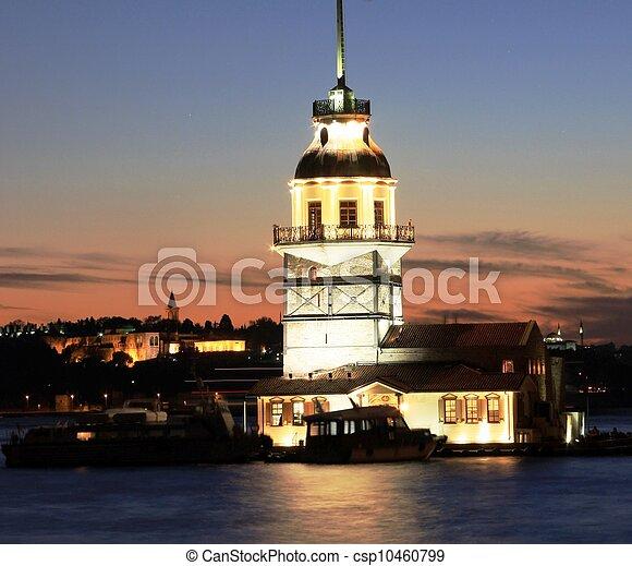 Maiden's Tower - csp10460799