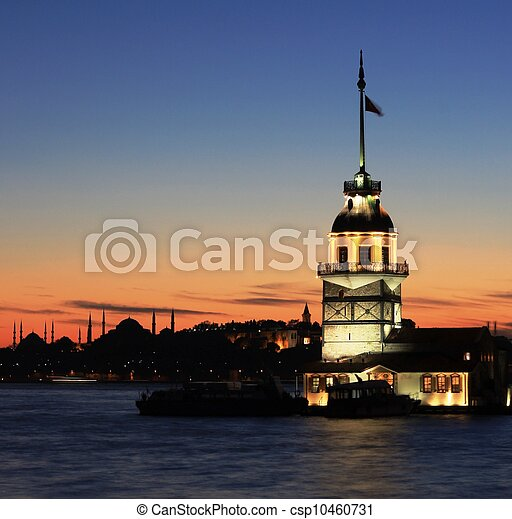 Maiden's Tower - csp10460731