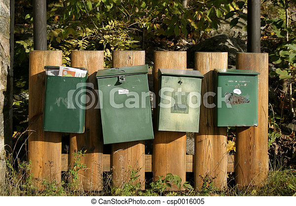 Mail Boxes - csp0016005
