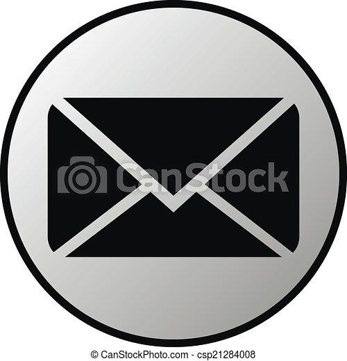 Mail button - csp21284008