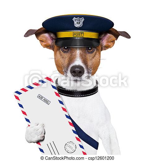 mail dog - csp12601200