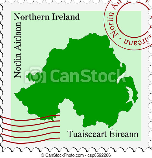 mail to/from Northern Ireland - csp6592206