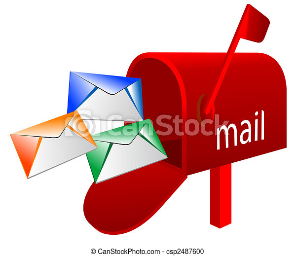 mailbox - csp2487600