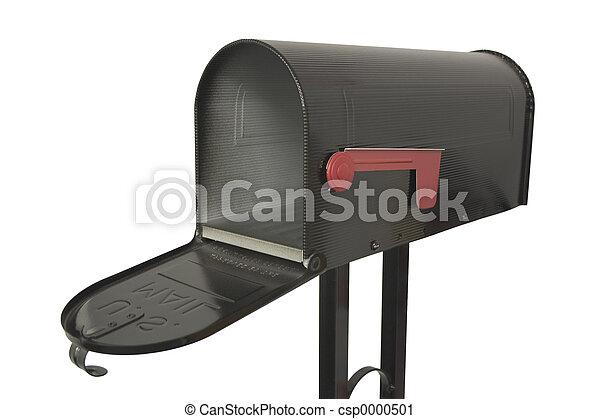 Mailbox - csp0000501