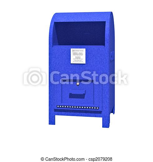 Mailbox - csp2079208