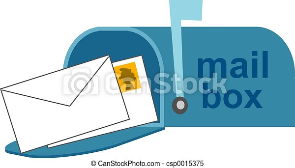 Mailbox - csp0015375