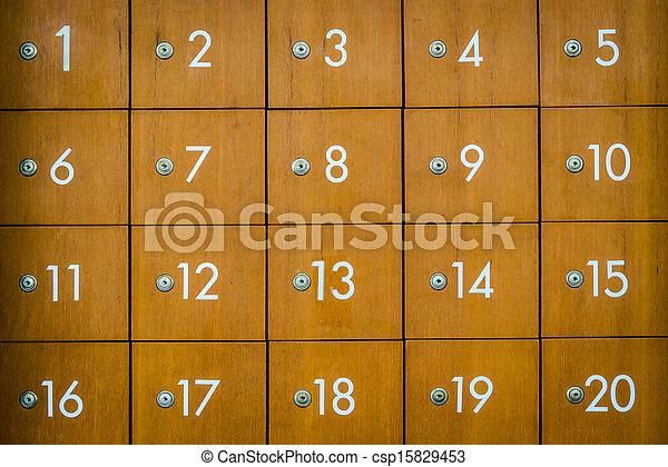 Mailbox - csp15829453