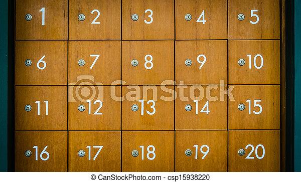 Mailbox - csp15938220