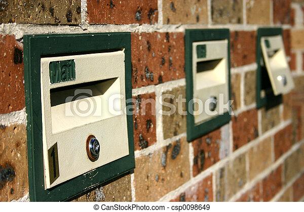mailbox - csp0098649