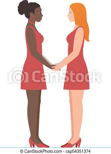 Regarder noir lesbienne