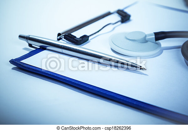 maintaining medical records - csp18262396
