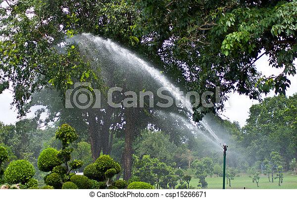 Maintenance garden - csp15266671