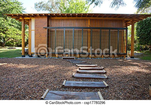 maison bois style japonais