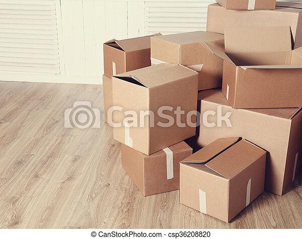 maison, en mouvement - csp36208820