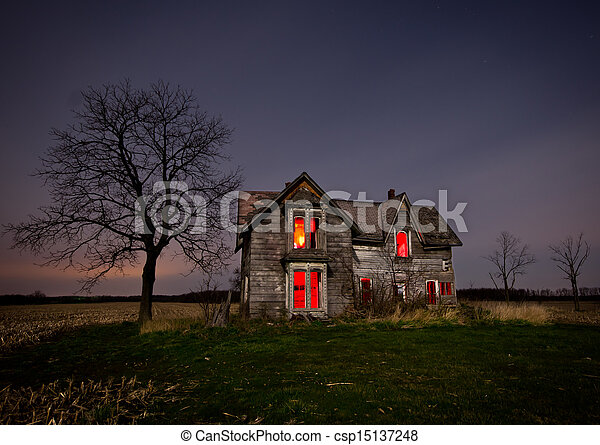maison hantee ontario