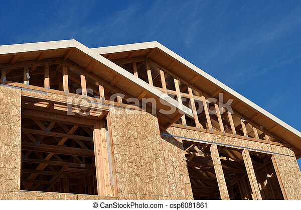 maison, nouveau, construction, sous - csp6081861