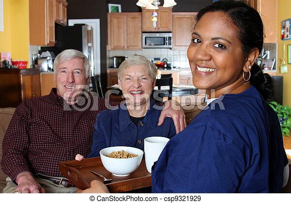maison, services médicaux - csp9321929