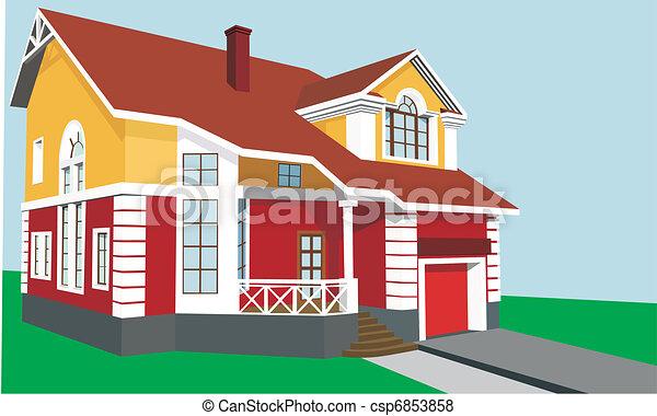 maison - csp6853858