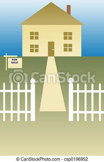 maison, vente - csp0196952