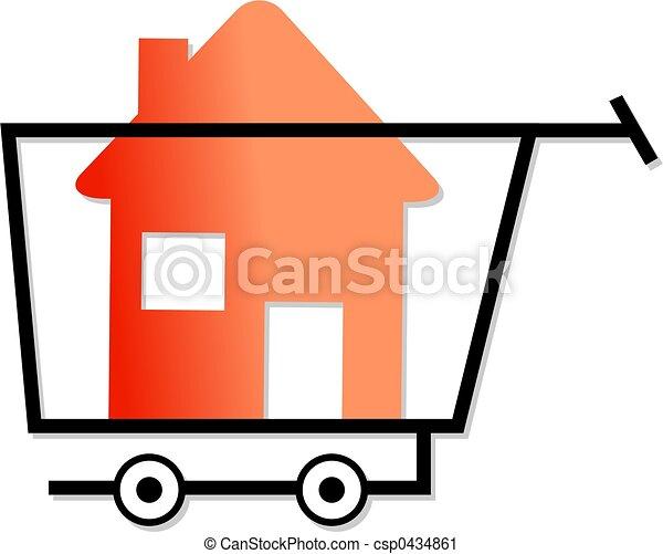 maisons, achats - csp0434861