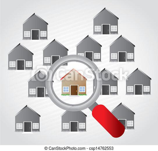 maisons - csp14762553