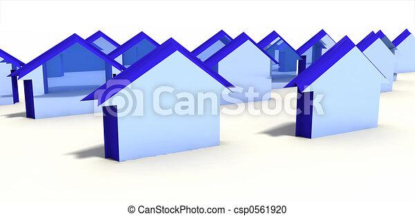 maisons - csp0561920