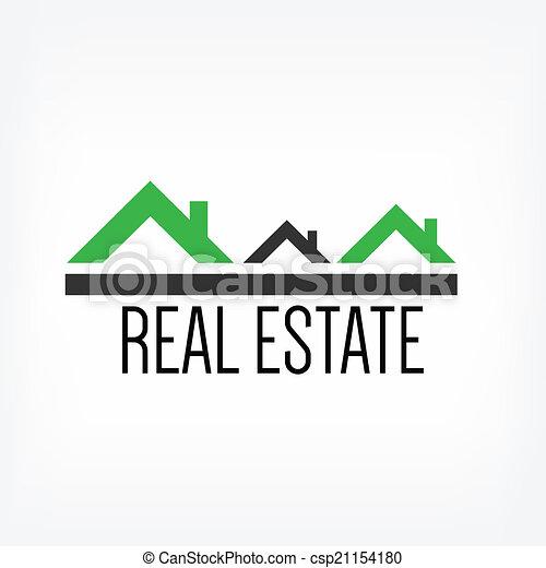 maisons, fond - csp21154180