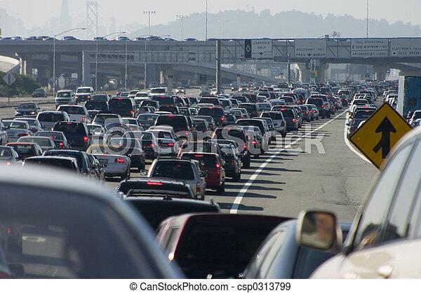 Major Traffic Jam 2 - csp0313799
