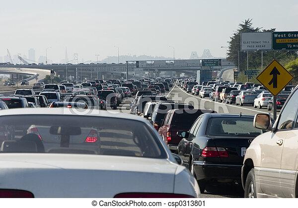 Major Traffic Jam 3 - csp0313801