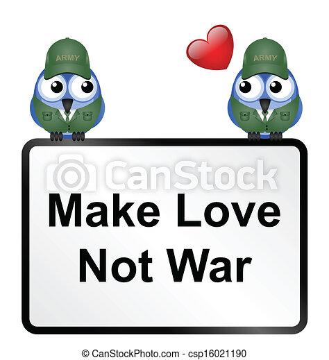 Make Love - csp16021190