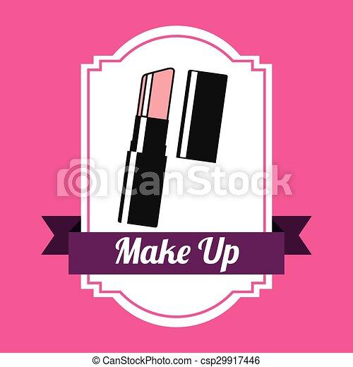 make up - csp29917446