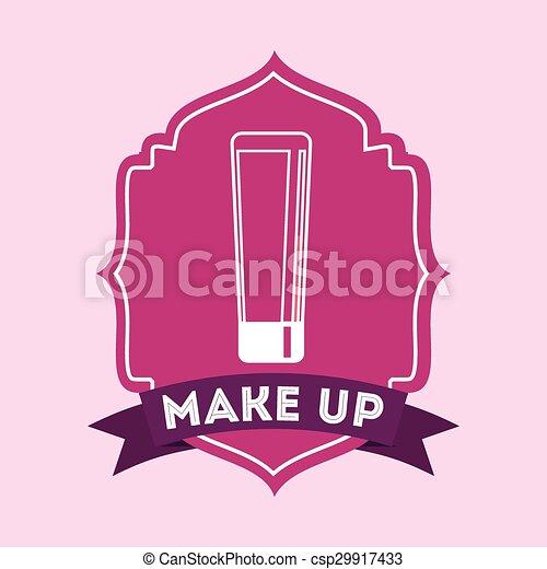 make up - csp29917433