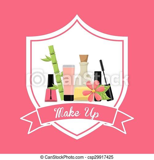 make up - csp29917425