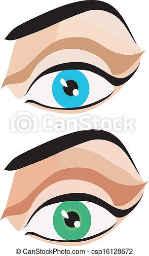 Make-up - csp16128672