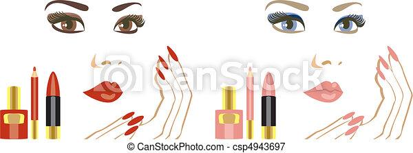Make-up  - csp4943697