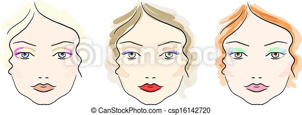 Make up scheme - csp16142720
