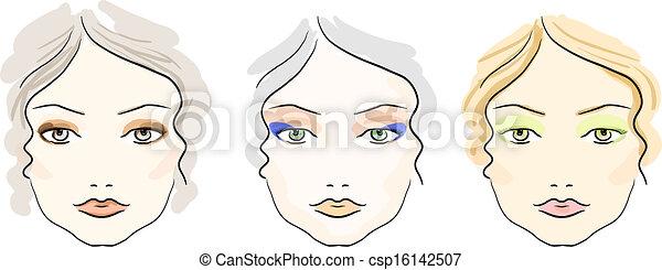 Make up scheme - csp16142507