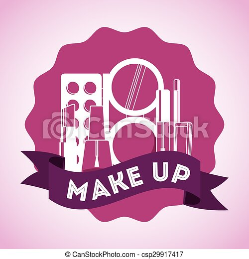 make up - csp29917417