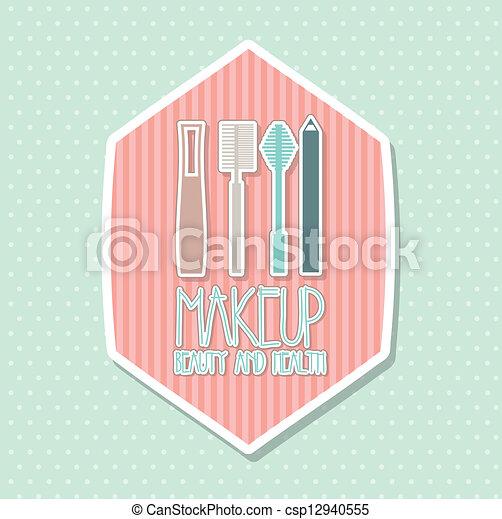 makeup - csp12940555