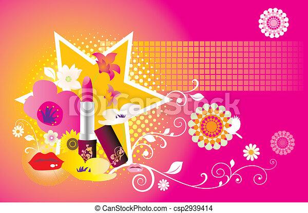 makeup - csp2939414