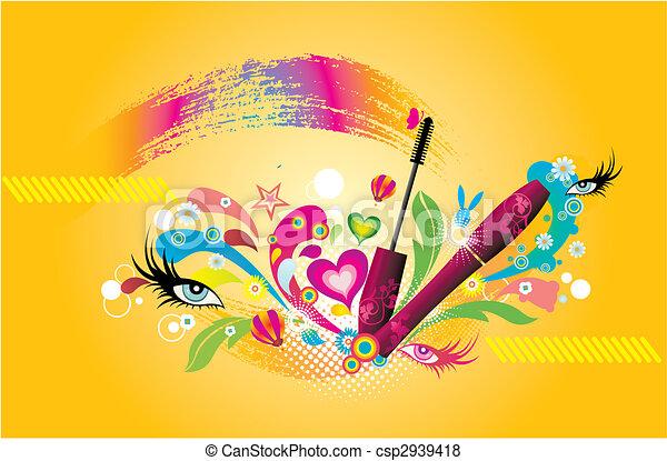 makeup - csp2939418