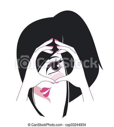 Makeup - csp33244934